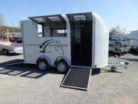 Cheval Liberte MAX 3 für 3-Pferde+GROßE Sattelkammer+Pullmann2 VORRAT 3,5t
