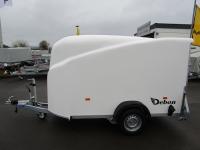 Cargo 1300.02 weiß + kombinierte Hecklappe/-türe +Pullmann2 + 100 km/h 1,3t