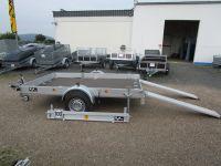 KOCH Smart-/Zweiradtransporter 3x1,85m+100 km/h 1,5 t NEU