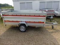Tema Pro 2612 Stahl + abnehmbarer Aufsatz 263x125x75 cm 750 kg