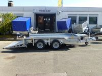 Ifor Williams GX 105 HD RAMPE + ALUBODEN 303x157cm 3,5t