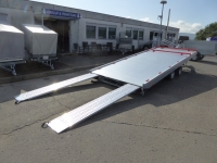 VEZEKO Jumbo light 30 ALUBODEN kippbar 5,15x2,10m 3 t