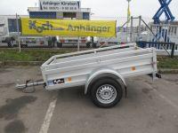 Koch U 2 ALU FRONTKLAPPE + Schiebeösen 2,05x1,05x0,45m 750 kg