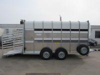 Ifor Williams TA 510 G14 427x178x213cm SCHAFDECK 3,5t VORRAT