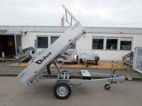 DEBON PW O ELEKTRO 2,45x1,56m Stahlboden+H-Gestell 1,5t