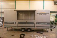 Vezeko Toilettenwagen E 27.50 313 503x217x213 cm