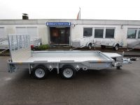 Ifor Williams GX 126 HD RAMPE+ALUBODEN 366x184cm 3,5t