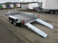 Ifor Williams GH 1054 Einzelrampen + BOX 305x163 cm 3,5 t