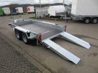Ifor Williams GH 1054 VORRAT !!! Einzelrampen + BOX 305x163 cm 3,5 t