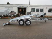Brenderup U 110 Kipper + Seilwinde 2,5 t 4,00 x 1,92 m