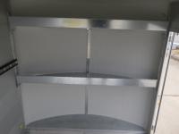 Regalsystem für Debon / Cheval Liberte  C 500 / C 500 XL Kofferanhänger