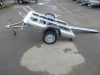Tema Moto 3 für 3 Motorräder 200 x 140 cm 750 kg ungebremst VORRAT