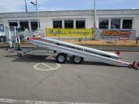 Vezeko Imola 35.47 STAHL kippbar 5,40 x 2,09m+Ersatzrad 3,5 t