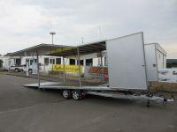 Vezeko Formula II 2 x Seitenklappe + Türe + Ersatzrad + Alufelge