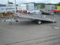 Unsinn PKL 1536 Kippbarer Kleinfahrzeugtransporter 366 x 175 cm