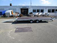 Eduard 5020 Plattform flach + 10 Zoll + Rampen + Winde 5,06x2m 3t