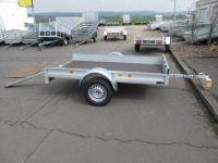 Koch U 6 Motorrad 2,50 x 1,50 m, 750 kg + Rampe + Halter