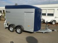 Debon C 500 ALU+POLY+Türe 3,09x1,67x2,00m+100 km/h