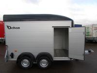 Debon C 500 ALU+POLYBUG/-DACH+Seitentüre+100 km/h VORRAT