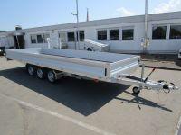 Cargo E 35.6 Hochlader TRIDEM ALU 6,17 x 2,15 x 0,35 m 3,5 t
