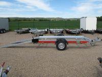 Unsinn TT 1536 Kleinfahrzeugtransport 3,60 x 1,74 m, 1 Achse