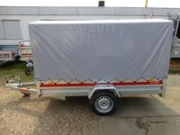 Tema Pro 3015 mit Hochplane 300 x 150 x 165 cm 750 kg
