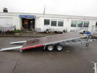 TEMA Carkeeper 4020 P+kippbar+Winde+Boden 4x2m 2,7t NEU