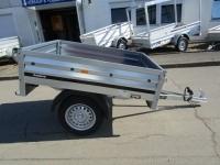 Brenderup 3150 S Quad + ATV-Anhänger Hochlader 1,44x1,16x0,35m VORRÄTIG