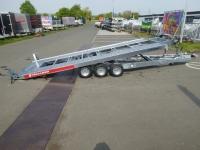 TEMARED Carkeeper 4820/3 P 3 Achsen+ kippbar 5,00 x 2,06 m 3,5 t