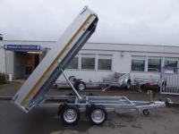 EDUARD Kipper 3116 ALU+ELEKTRO-/Handpumpe 310x160cm 2,7t