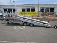 Vezeko Imola 30.43 STAHL kippbar 5,00x2,09m+Ersatzrad 3t