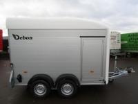 Debon C 500 ALU+Seitentüre 309x167x200cm+100 km/h 2,6 t