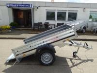 Brenderup 1205 S KIPPBAR +NEUHEIT!!! 2,03x1,16x0,35m 750 kg