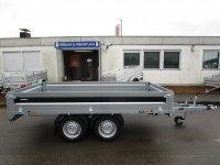 Brenderup 4310 STAHL NEU 3,09 x 1,69 x 0,35m 2 t VORRAT