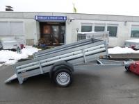 Brenderup 2260 S KIPPBAR 2,58x1,53x0,40m 750 kg ungebremst