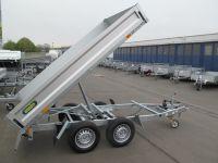 Unsinn WEB 32 KIPPER mit Stahlboden 276 x 150 x 30 cm 2,6 t Preis anfragen !