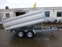 Unsinn Dreiseitenkipper UDK 2630 HANDPUMPE 3,06x1,75m+Aufsatz 35cm