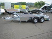 UNSINN GTAS 3030 Maschinentransporter 306 x 150 x 35 cm 3 t