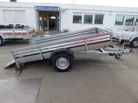 Brenderup 2300 S KIPPBAR 3,01 x1,53 x 0,40 m 1,3 t