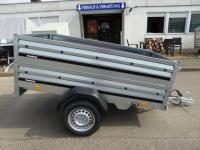 Brenderup 1205 kippbar + Bordwandaufsatz 203x116x70cm AKTION