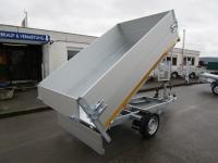 EDUARD Heckkipper 2615 mit ALU-Aufsatz 30cm 1,5 t