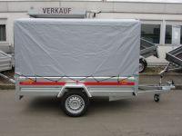 Tema Pro 2312 Stahl +Hochplane 236x125x170 cm 750 kg
