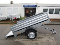 Brenderup 1205 XL KIPPBAR Bordwand  55 cm + 750 kg VORRAT