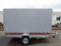 Tema Pro 2615 mit Hochplane 263 x 150 x 140 cm 750 kg