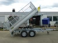 Unsinn UDK 3030-14-1750 ELEKTRO/Handp 3,06x1,75m+Gitter 62cm 3 t