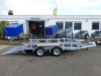 Ifor Williams GP 106 HD RAMPE 306x180cm 3,5 t