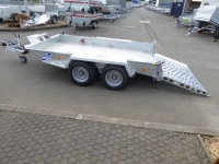 Ifor Williams GH 106 HD RAMPE ALUBODEN 306x184cm 3,5 t VORRAT