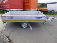 EDUARD 2615 Hochlader offen 2,60 x 1,50x 0,30 m ZGG 1350 kg