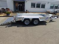 Ifor Williams GH 1054+ALUBODEN + BOX 305x163cm 3,5t