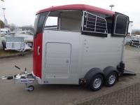 Ifor Williams HBX 511 Sattelkammer + Rampe-/Türe-Kombination 2,7 t